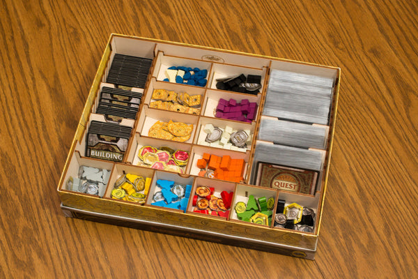 Broken Token - Deepwater Box Organizer (New Edition)