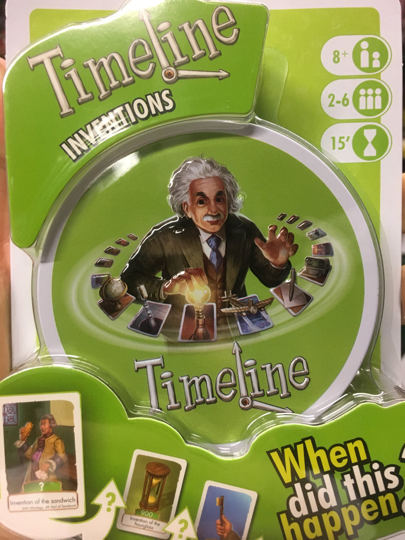 Timeline: Inventions