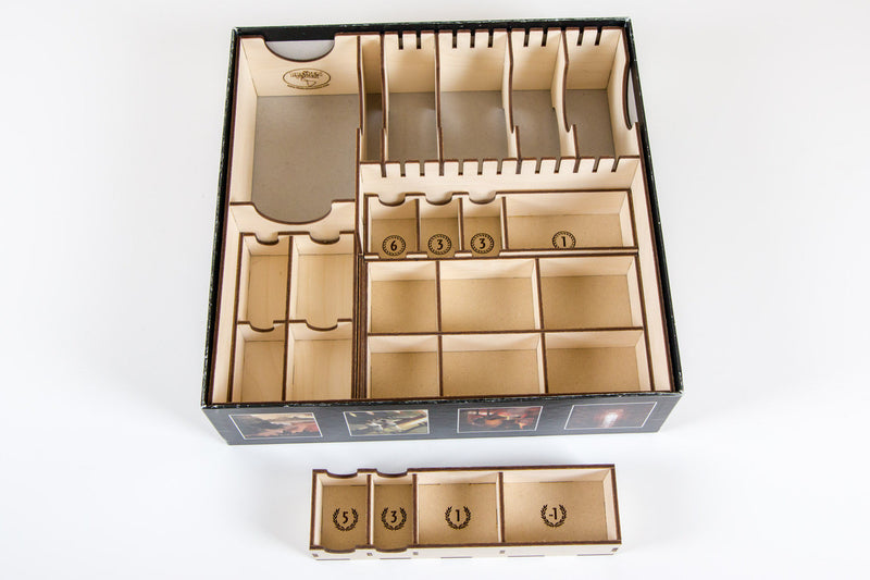 Broken Token - 7 Wonders Box Organizer