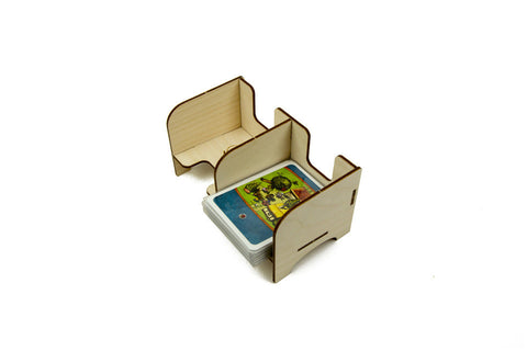 The Broken Token - Tabletop Card Holder - 2 Tray Standard