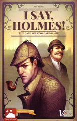 I Say, Holmes! (Second Edition)