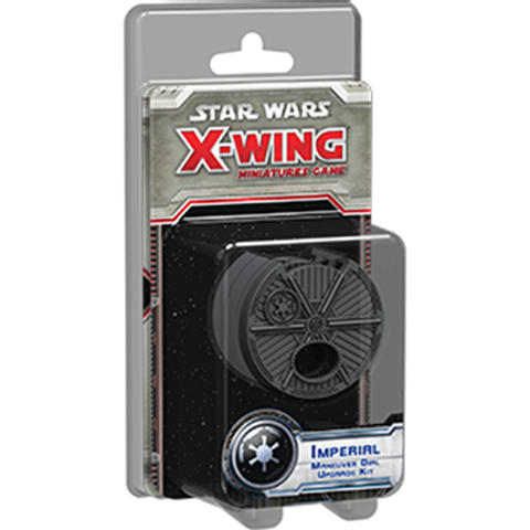 Star Wars: X-Wing Miniatures Game - Imperial Maneuver Dial Upgrade Kit