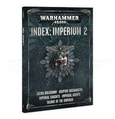 Games Workshop - Index: Imperium 2