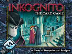 Inkognito: The Card Game