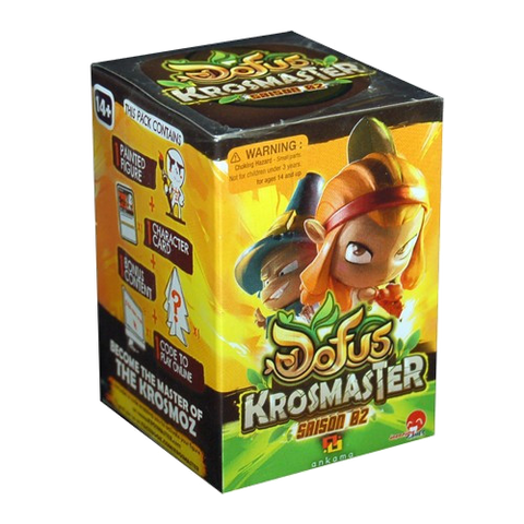 Krosmaster: Arena - Season 2 Single-Figure Draft Pack