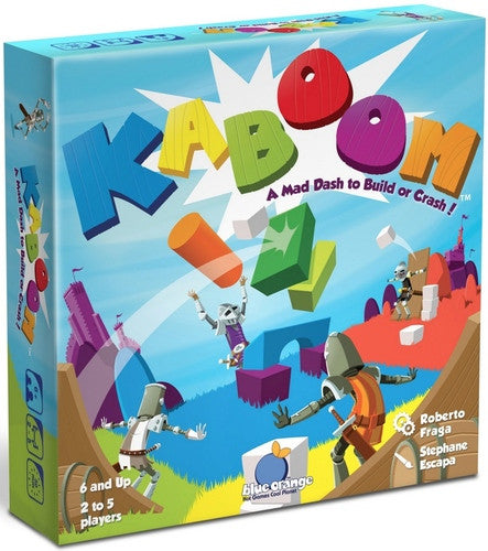 Ka-Boom (Ka-Woom) (Blue Orange Edition)