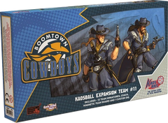 Kaosball: Team – Boomtown Cowboys