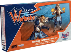 Kaosball: Team – Salem Warlocks