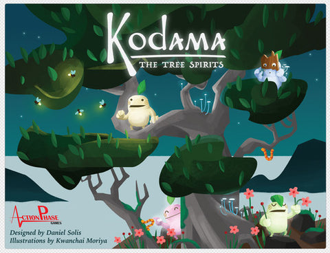 Kodama: The Tree Spirits (Second Edition)