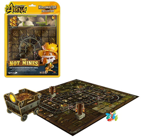 Krosmaster: Arena - The Not Mines