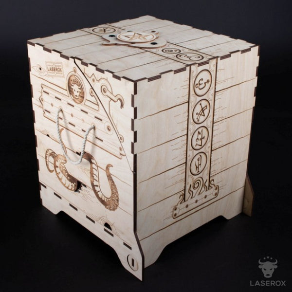 Laserox - Eldritch Crate (Compatible with Eldritch Horror)