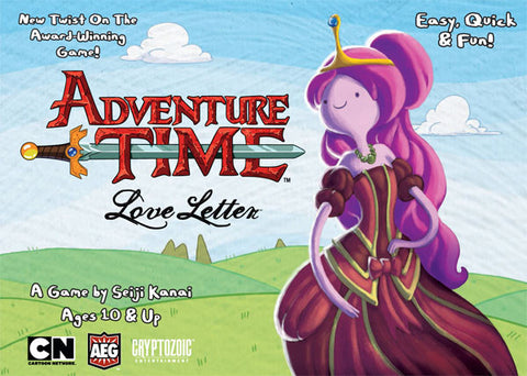 Love Letter: Adventure Time (Clamshell Edition)