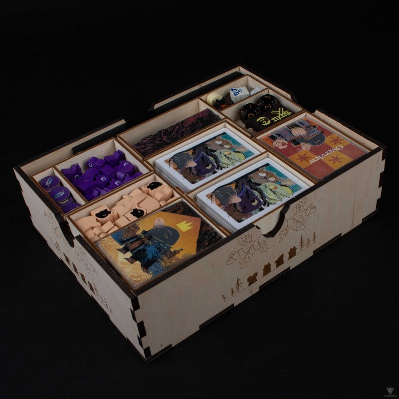Laserox - Root Crate