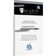 Paladin Card Protection: Lancelot (65 × 100 mm)