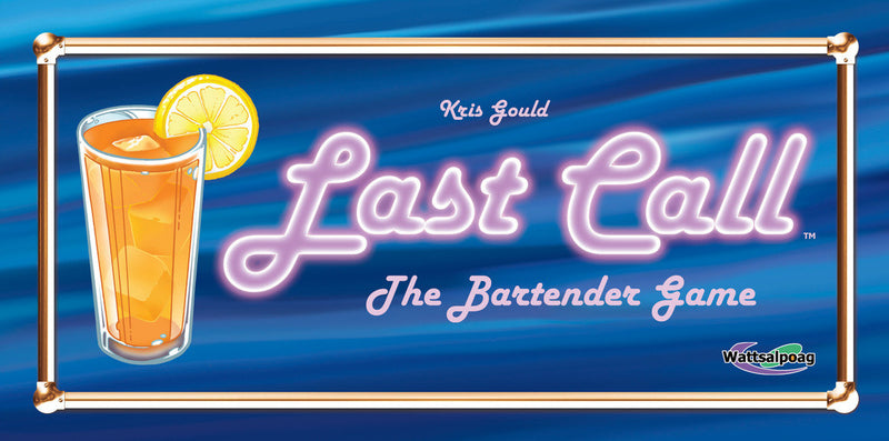 Last Call: The Bartender Game