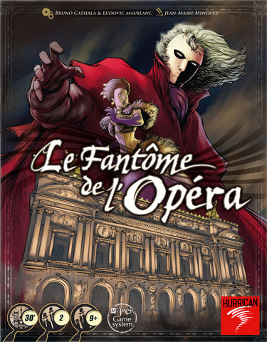 Le Fantôme de l'Opéra (Phantom of the Opera)