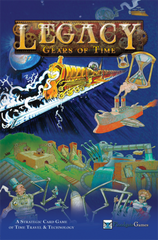 Legacy: Gears of Time (Second Edition)