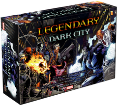 Marvel - Legendary Deck Building Game: Dark City (Expansion 1)
