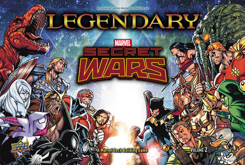 Legendary: Secret Wars – Volume 2