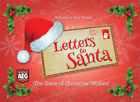 Love Letter: Letters to Santa (Clamshell Edition)