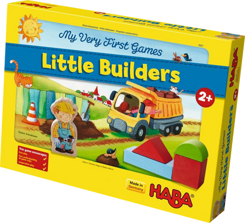 My Very First Games: Little Builders