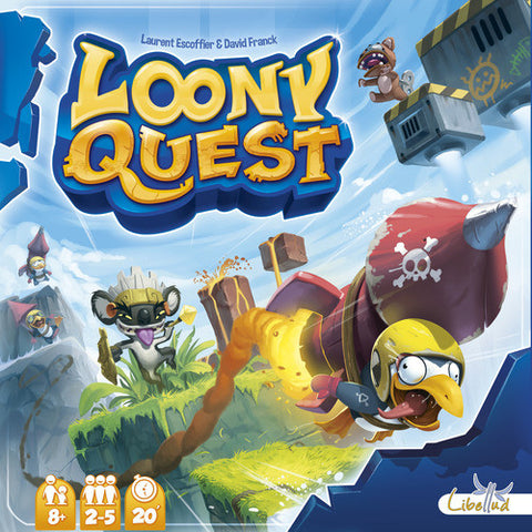 Loony Quest (English)