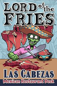 Lord of the Fries: Mexican Expansion