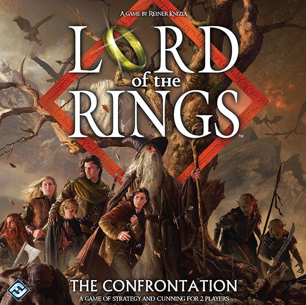 Lord of the Rings: The Confrontation (First Deluxe Edition)