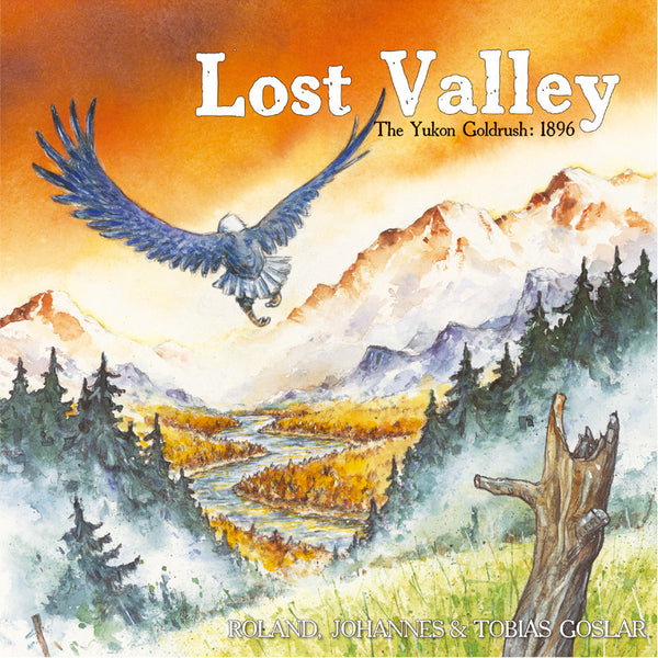 Lost Valley: The Yukon Goldrush 1896