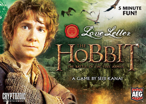 Love Letter: The Hobbit – The Battle of the Five Armies (Clamshell Edition)