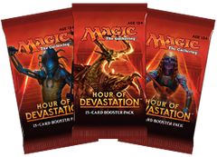 Magic: The Gathering - Hour of Devastation - English Booster Pack