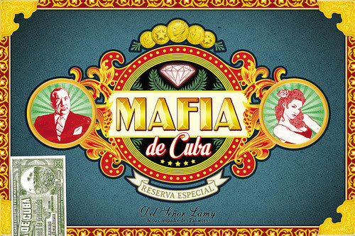 Mafia de Cuba (English Edition)