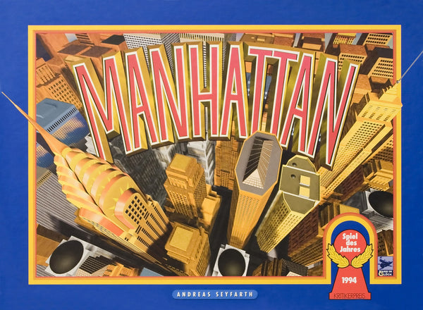 Manhattan (German Import)