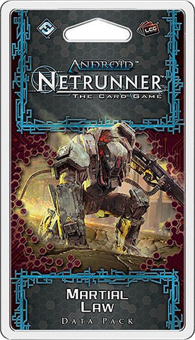Android: Netrunner – Martial Law