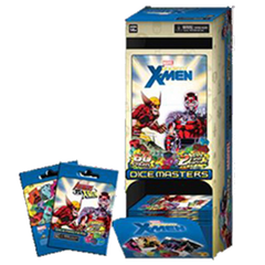 Marvel Dice Masters: Uncanny X-Men Booster Pack (6 Packs)