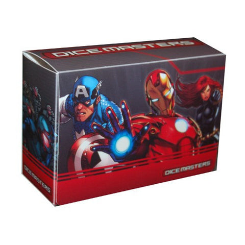 Marvel Dice Masters: Avengers – Age of Ultron - Team Box