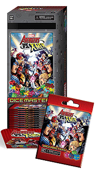 Marvel Dice Masters: 60 Count Gravity Feed Display