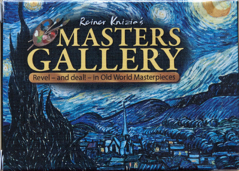 Masters Gallery (Travel Edition)