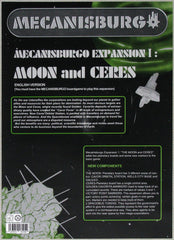 Mecanisburgo Expansion 1: Moon and Ceres