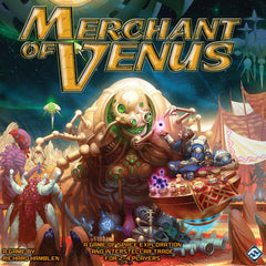 Merchant of Venus (Second Edition)