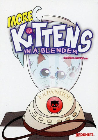 More Kittens in a Blender