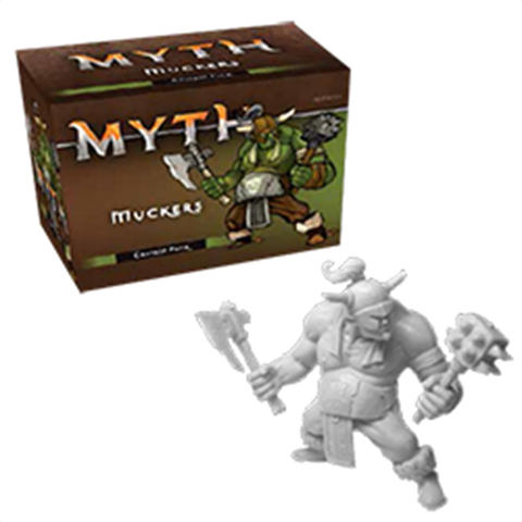 Myth: Muckers Captain Pack