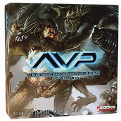 Alien vs Predator: The Hunt Begins (Second Edition)