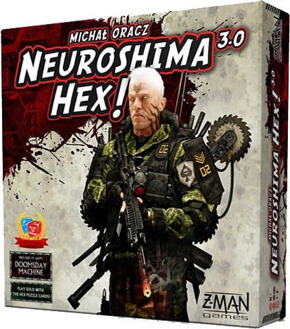 Neuroshima Hex! 3.0 (Z-man Edition)