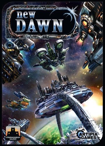 New Dawn (Stronghold Games English Edition)