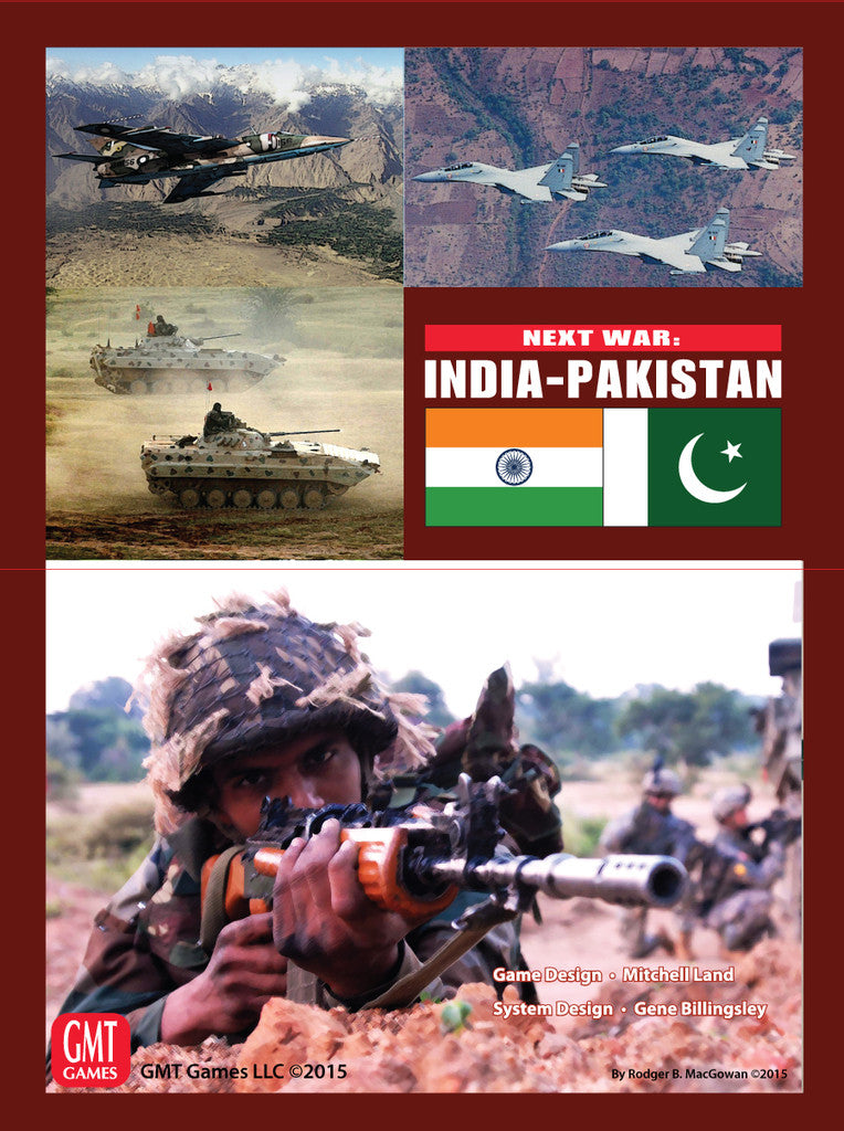 Next War: India-Pakistan