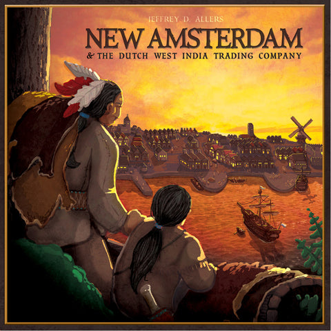 New Amsterdam (Import)