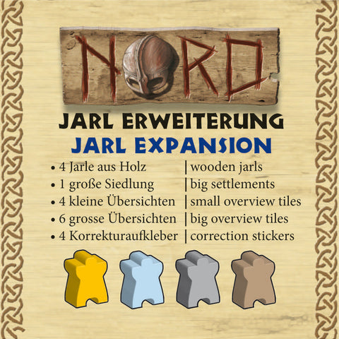 Nord: Jarl Expansion