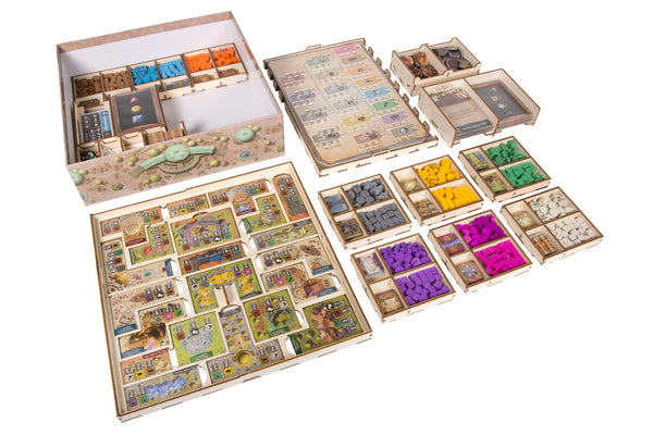 Broken Token - Founders of Gloomhaven Organizer