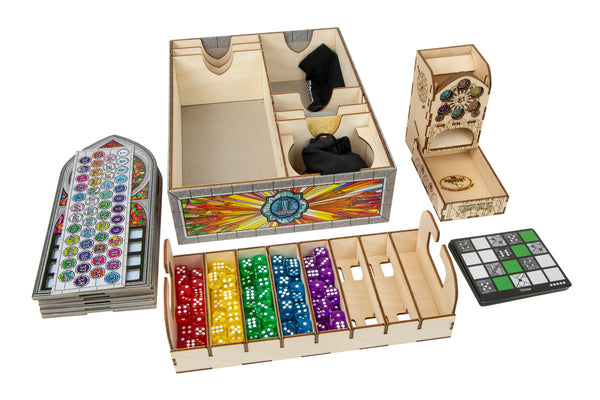 Broken Token - Sagrada Organizer